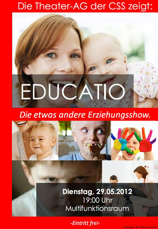 201205 Educatio Plakat